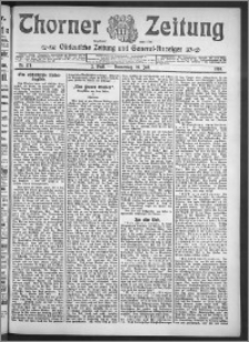 Thorner Zeitung 1910, Nr. 174 2 Blatt