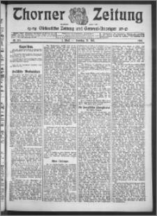 Thorner Zeitung 1910, Nr. 177 1 Blatt