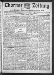 Thorner Zeitung 1910, Nr. 177 2 Blatt