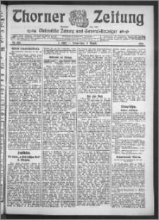 Thorner Zeitung 1910, Nr. 180 2 Blatt