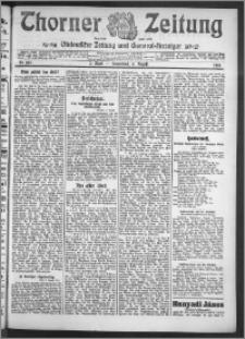 Thorner Zeitung 1910, Nr. 182 2 Blatt