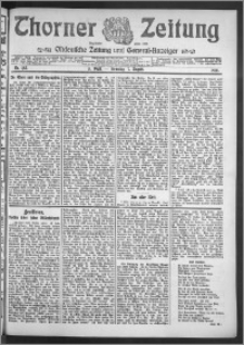 Thorner Zeitung 1910, Nr. 183 3 Blatt