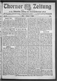 Thorner Zeitung 1910, Nr. 184 2 Blatt