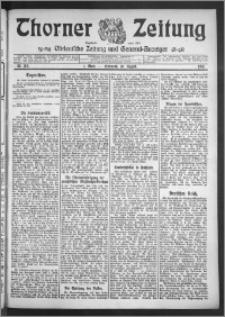 Thorner Zeitung 1910, Nr. 185 1 Blatt