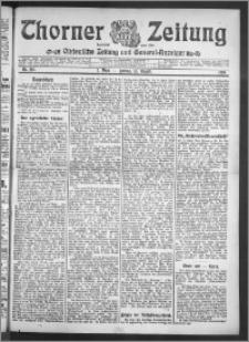 Thorner Zeitung 1910, Nr. 187 1 Blatt