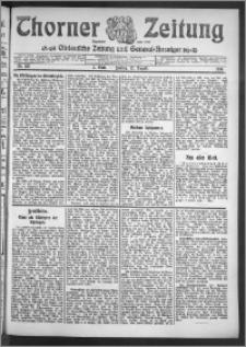 Thorner Zeitung 1910, Nr. 187 2 Blatt