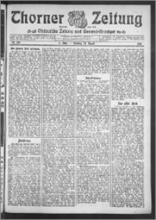 Thorner Zeitung 1910, Nr. 189 3 Blatt