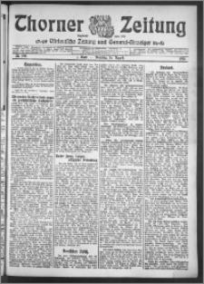 Thorner Zeitung 1910, Nr. 190 1 Blatt