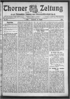 Thorner Zeitung 1910, Nr. 194 1 Blatt