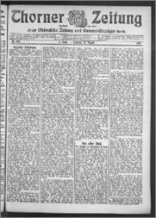 Thorner Zeitung 1910, Nr. 195 3 Blatt