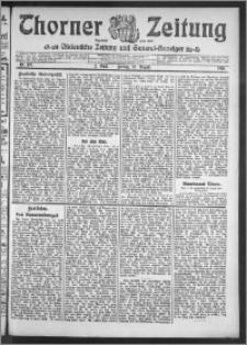 Thorner Zeitung 1910, Nr. 199 2 Blatt