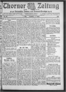 Thorner Zeitung 1910, Nr. 200 2 Blatt