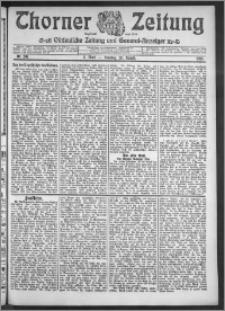Thorner Zeitung 1910, Nr. 201 3 Blatt