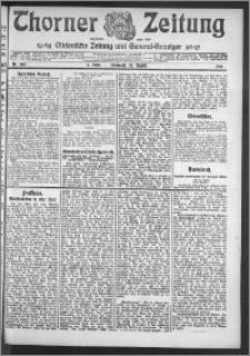 Thorner Zeitung 1910, Nr. 203 2 Blatt