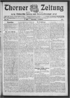 Thorner Zeitung 1910, Nr. 204 1 Blatt