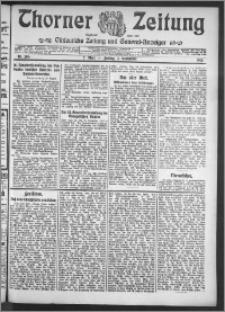 Thorner Zeitung 1910, Nr. 205 2 Blatt