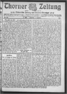 Thorner Zeitung 1910, Nr. 206 2 Blatt