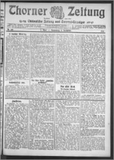 Thorner Zeitung 1910, Nr. 210 2 Blatt