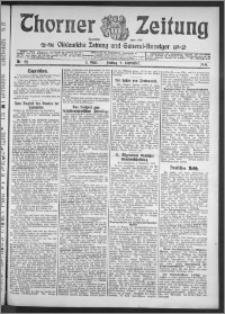 Thorner Zeitung 1910, Nr. 211 1 Blatt