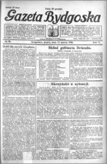 Gazeta Bydgoska 1926.03.12 R.5 nr 58
