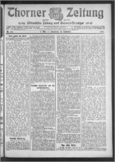 Thorner Zeitung 1910, Nr. 212 2 Blatt