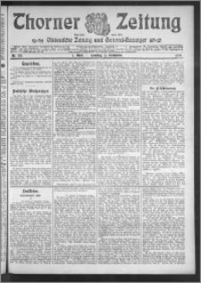 Thorner Zeitung 1910, Nr. 213 1 Blatt