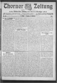 Thorner Zeitung 1910, Nr. 213 3 Blatt