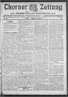 Thorner Zeitung 1910, Nr. 214 1 Blatt