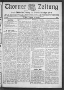 Thorner Zeitung 1910, Nr. 215 1 Blatt