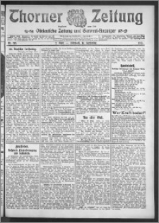 Thorner Zeitung 1910, Nr. 215 2 Blatt