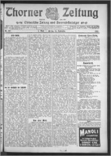 Thorner Zeitung 1910, Nr. 217 2 Blatt