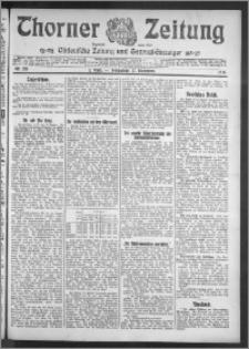 Thorner Zeitung 1910, Nr. 218 1 Blatt