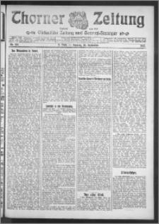 Thorner Zeitung 1910, Nr. 219 3 Blatt