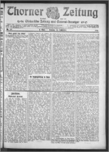 Thorner Zeitung 1910, Nr. 219 4 Blatt