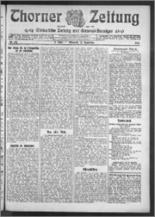 Thorner Zeitung 1910, Nr. 221 2 Blatt