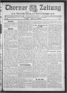 Thorner Zeitung 1910, Nr. 223 1 Blatt