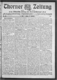 Thorner Zeitung 1910, Nr. 223 2 Blatt
