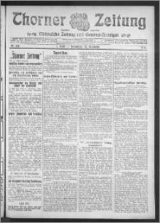 Thorner Zeitung 1910, Nr. 224 1 Blatt