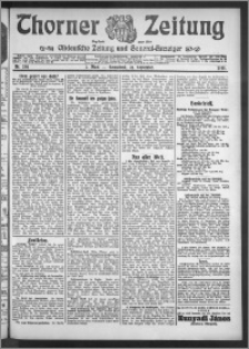 Thorner Zeitung 1910, Nr. 224 2 Blatt