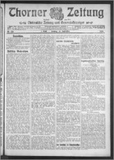 Thorner Zeitung 1910
