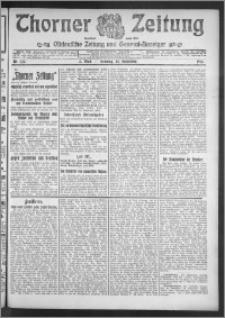 Thorner Zeitung 1910, Nr. 225 3 Blatt