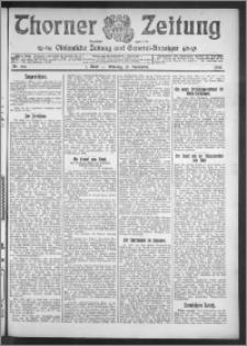 Thorner Zeitung 1910, Nr. 226 1 Blatt