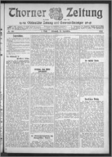 Thorner Zeitung 1910, Nr. 227 1 Blatt