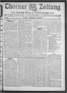 Thorner Zeitung 1910, Nr. 228 2 Blatt