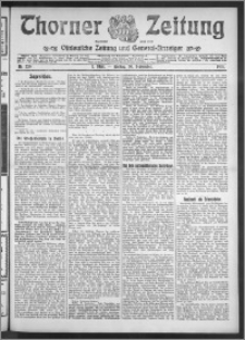 Thorner Zeitung 1910, Nr. 229 1 Blatt