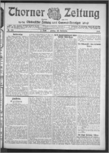 Thorner Zeitung 1910, Nr. 229 2 Blatt