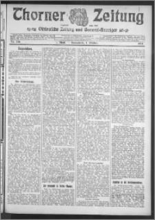 Thorner Zeitung 1910, Nr. 230 1 Blatt