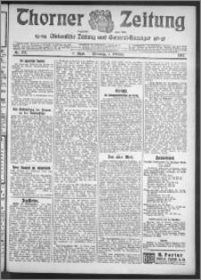 Thorner Zeitung 1910, Nr. 232 2 Blatt