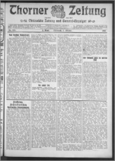 Thorner Zeitung 1910, Nr. 233 2 Blatt