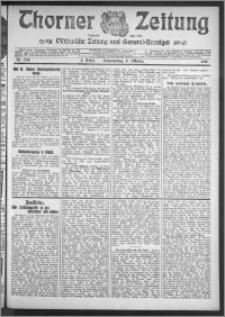 Thorner Zeitung 1910, Nr. 234 2 Blatt